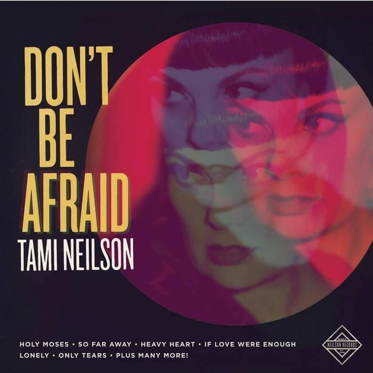 Don't be Afraid cover image